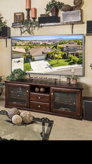 Tv stand for Sale in Eagle Mountain, UT