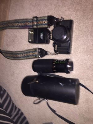 35mm retro camera for Sale in Pittsburgh, PA