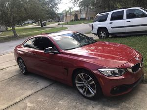 2015 BMW 428i Sport Line for Sale in Valrico, FL