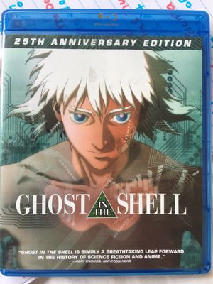 Ghost In The Shell (Blu-Ray) for Sale in Fairfax, VA