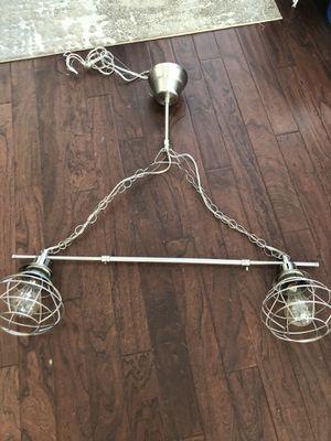 Hanging Light Fixture ( like new) for Sale in Salt Lake City, UT