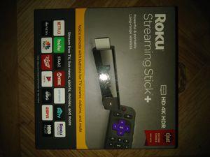 Roku Streaming stick +.. for Sale in Salt Lake City, UT