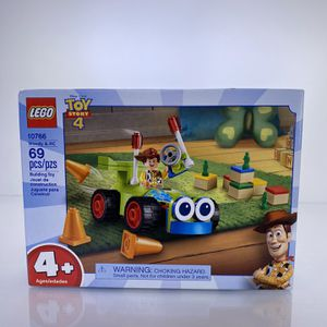 New LEGO Disney Toy Story 4 10766 Woody & RC for Sale in Montclair, CA