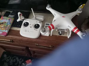 DJI PHANTOM VISION II DRONE W/ upgrades for Sale in Vallejo, CA