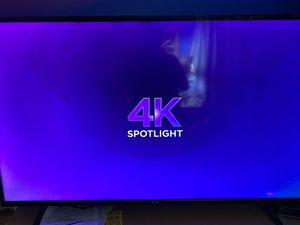 "**Cheapest On Offer up.** 4K 55"" Smart TV for Sale in Tampa, FL"