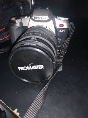 Pentax ZX-7 camera for Sale in North Olmsted, OH