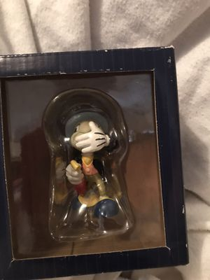 Disney jiminy cricket figurine in box for Sale in Cuyahoga Heights, OH