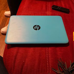 HP Laptop Turquoise for Sale in The Bronx, NY