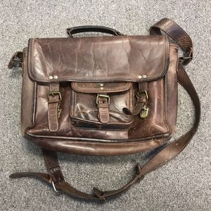 Leather Vintage Bag for Sale in Willowbrook, IL