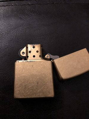 Brass 2004 Zippo lighter $40 for Sale in San Diego, CA