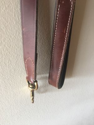 New 6foot leather leash for dogs/animals for Sale in Vienna, VA