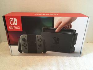 Nintendo Switch V2 2020 Model New In Hand for Sale in Orlando, FL