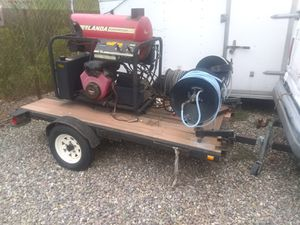 Hot hot water pressure washer for Sale in San Diego, CA