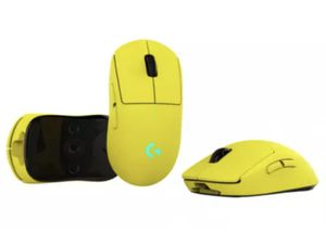 Logitech OP PRO wireless gaming mouse LIME limited edition for Sale in Tavares, FL