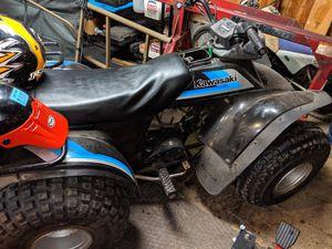 Kawasaki 185 bayou for Sale in Dauberville, PA