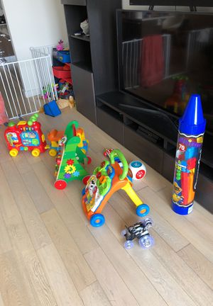 BABY and TODDLER TOYS for Sale in New York, NY