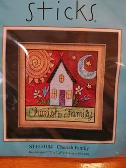 Cross Stitch Kit for Sale in Litchfield Park,  AZ