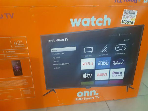 Roku tv onn 42 inches