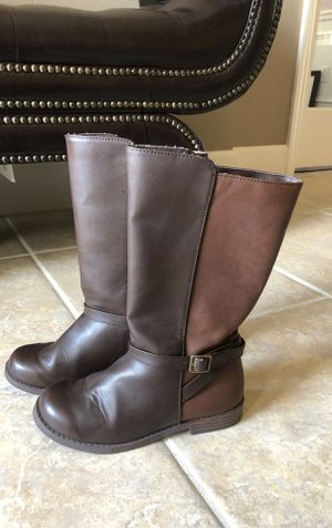 Gymboree Girls Youth Size 1 Riding Boots for Sale in Oviedo, FL
