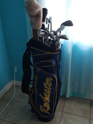 Golf clubs; Black Diamond for Sale in Tampa, FL
