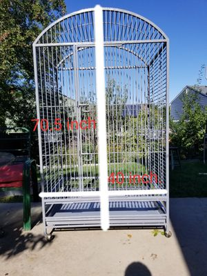 Bird parrot (cage/cages) for Sale in Aurora, CO