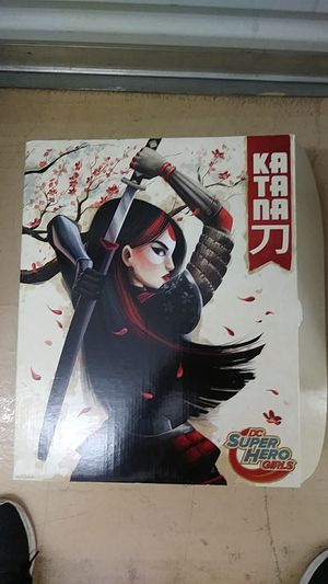 DC katana collectable for Sale in Mesa, AZ