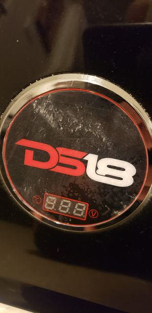DS18 Amp for Sale in Guadalupe, CA