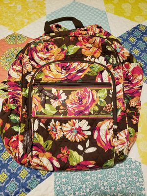 Vera Bradley backpack in perfect condition! for Sale in Webberville, TX
