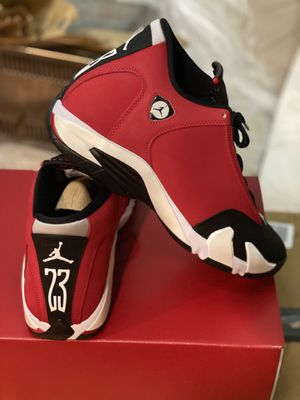 "Air Jordan 14 "" GYM RED ""- Size 13 for Sale in Columbia, MD"