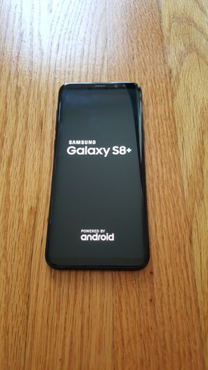 Samsung galaxy s8 plus for Sale in Chicago, IL