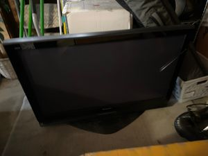 "Panasonic 42"" plasma flat screen TV for Sale in Bellevue, WA"