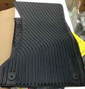 Audi S5 Genuine Factory OEM Rubber All Season Floor Mats for Sale in Woburn, MA