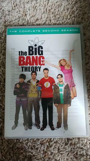 Big bang theory season 2 for Sale in Seattle, WA