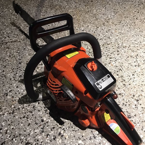Echo CS 400 Gas Chainsaw
