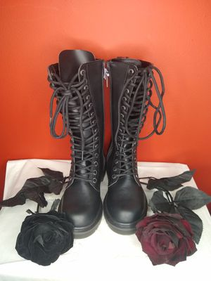 New Demonia boots size 7 for Sale in Silver Spring, MD