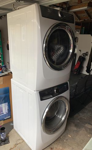 Washer/dryer stacked for sale, Electrolux brand. for Sale in Redondo Beach, CA