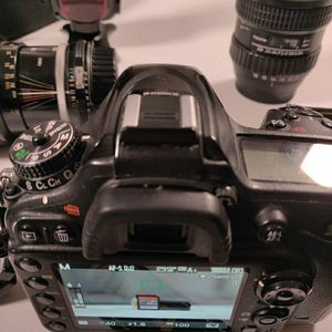 Nikon D 7100 + 3 lenses + Two SD Cards + Extra Battery for Sale in Brooklyn, NY
