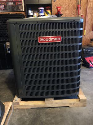 NEW Goodman 1.5 ton Air Handler A/C for Sale in Ingleside, TX