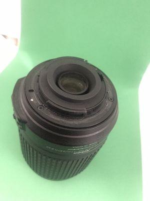 Nikon DX, AF-S Nikkor 55-200mm 1:4-5.6G ED, DX SWM ED Camera Lense for Sale in Jonesboro, GA