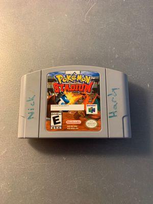 Pokemon Stadium nintendo 64 n64 for Sale in Orange, CA