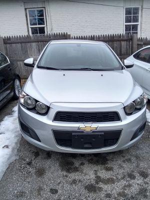 2016 Chevy Sonic for Sale in Aurora, IL