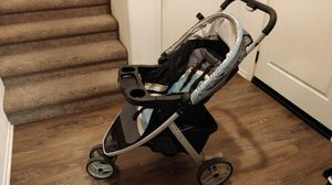 3-Wheeled Graco Stroller Click Connect Great Condition for Sale in Anaheim, CA