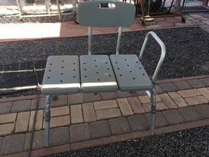 A shower chair for Sale in Apache Junction, AZ