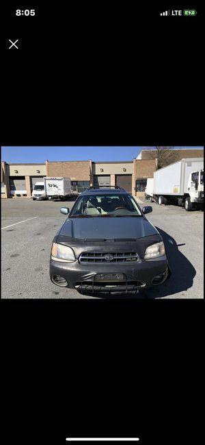 2002 Subaru Outback for Sale in Riverdale Park, MD