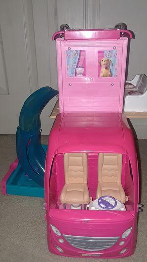 Barbie pop up camper for Sale in Calverton, MD