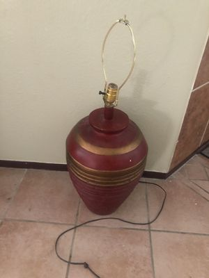 Free lamp for Sale in Converse, TX
