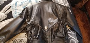 Harley Davidson women's leatherjacket. . for Sale in Des Moines, IA