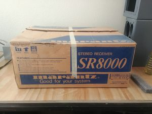 Marantz sr 8000 stereo receiver vintage rare for Sale in Phoenix, AZ