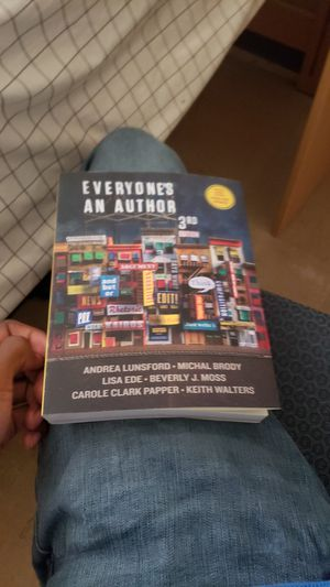 Everything's an author 3rd edition for Sale in Murfreesboro, TN
