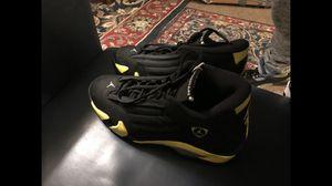 Jordan retro 14 thunder sz 10.5 for Sale in Silver Spring, MD